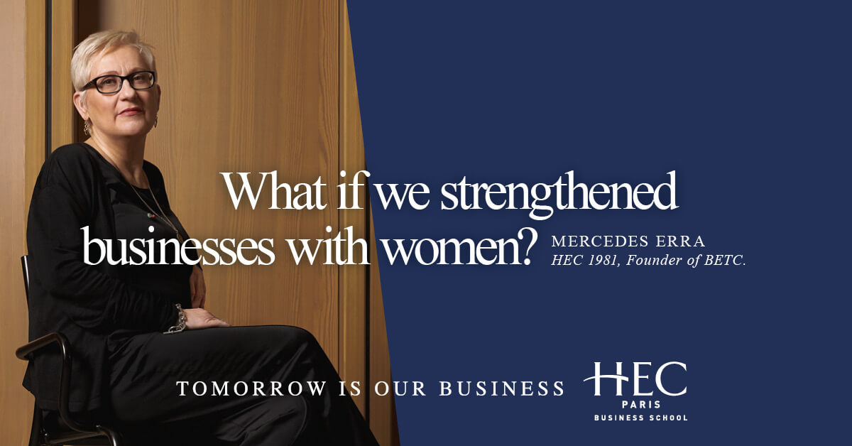 What if we strengthened businesses with women?
