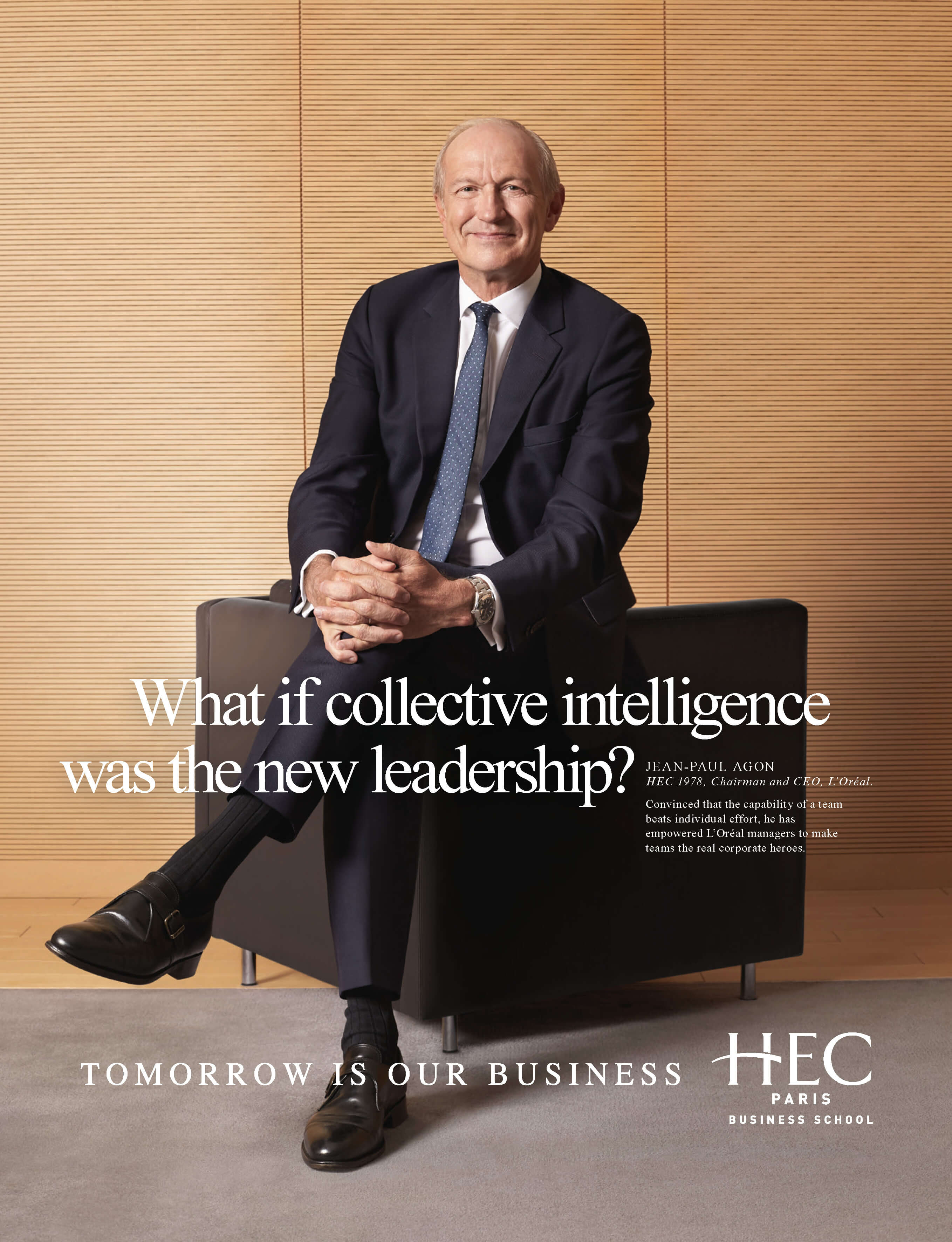 What if collective intelligence was the new leadership?